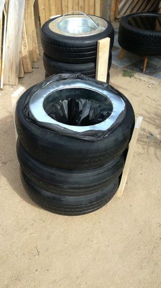 Basurero De Neumáticos