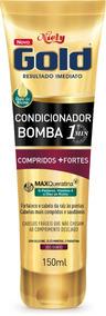 Niely Gold Condicionador Bomba Compridos + Fortes