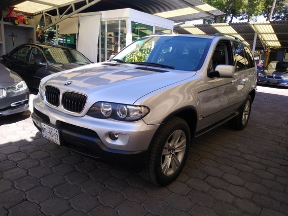 Bmw X5 3.0 Si Lujo 6vel At 2006