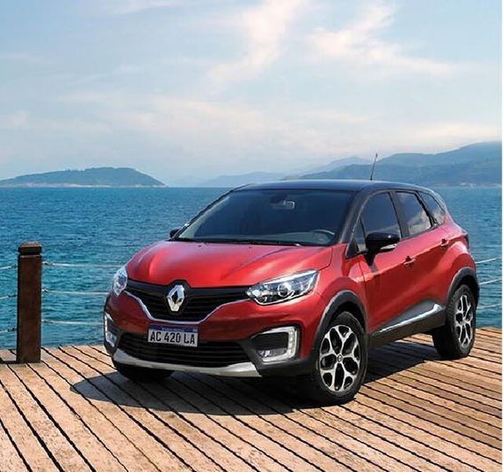 Renault Captur Life 1.6 Volvió La Tasa 0