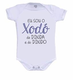 1 - Body Infantil Personalizado Temos Mais De 300 Mod. C001