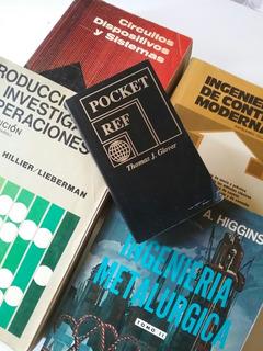 Ingenieria En Produccion Y Operaciones - 5 Libros