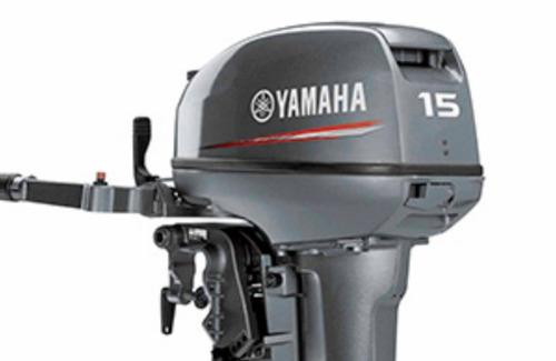 Motor Yamaha 15fmhs Hp 2 Tiempos