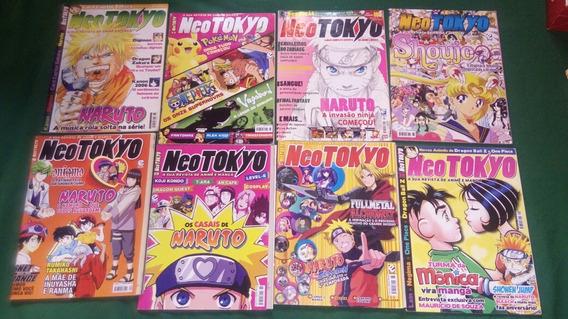 Revistas Neo Tokio