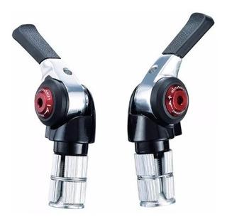 Manijas De Cambio Al Acople Microshift 10 V Shim Comp