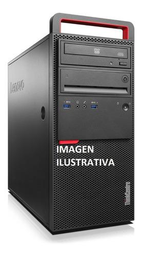 Imagen 1 de 2 de Lenovo Thinkcentre M900 I5-6500 8g 500 Hdd 10fg-a04las