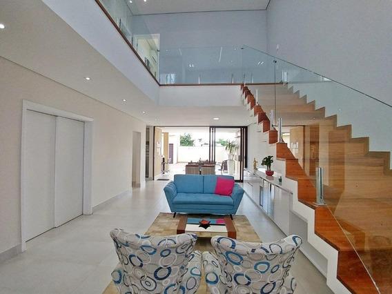 Casa Com 3 Dormitórios À Venda, 260 M² Por R$ 860.000,00 - Condomínio Campos Do Conde Ii - Paulínia/sp - Ca0929