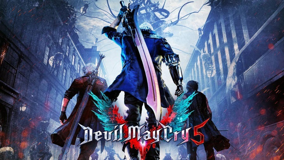 Devil May Cry 5 - Aluguel 30 Dias - Psn Usa - Pri - Ps4
