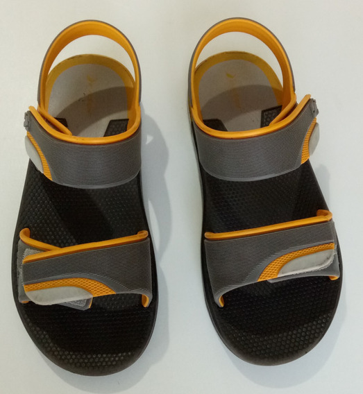 Sandalias Rider Talle 32/33 Infantil Made In Brazil Calzado