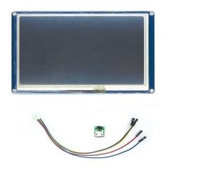Tela Lcd Nextion 7 Ihm Led Touch Arduino Pic Clp (4007)