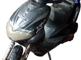 Moto Scooter 150 Cc