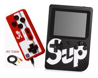 Consola Retro Sup 400 Juegos Juguetes