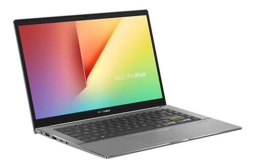 Imagen 1 de 5 de Notebook Asus Vivobook S14 D433, Amd R7-4700u 16gb Ssd 512gb