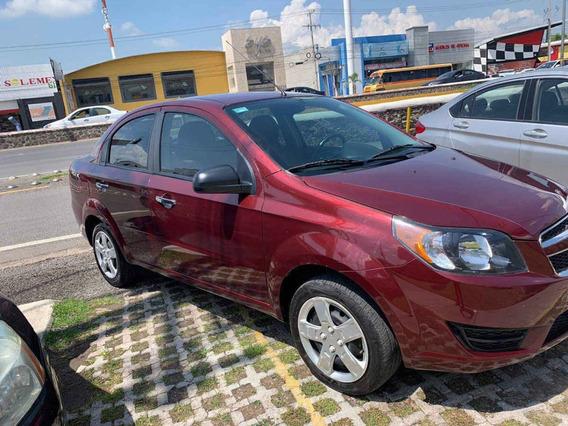 Chevrolet Aveo 4 Pts. Lt W Mt