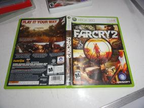 Farcry 2 Xbox 360 Midia Fisica Original