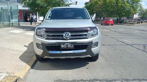 Volkswagen Amarok 2.0l Tdi 180 Cv 4x2 916 2013 Con 52.000km