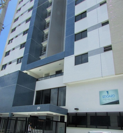 Apartamento No Cond. Edgard Menezes - Cp1391