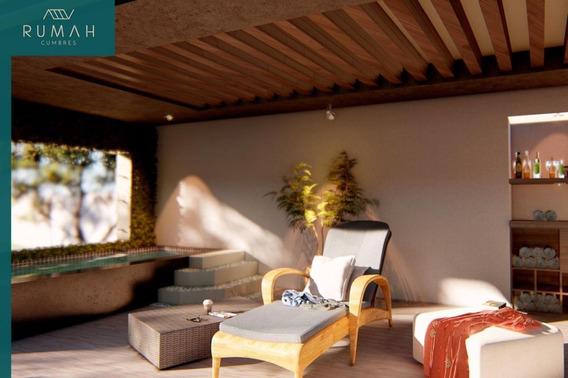 Pre-venta Para Inversión En Penthouse De Acabados De Lujo, En Cumbres De Lago