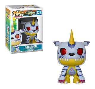 Funko Pop! Digimon - Gabumon 431 Original
