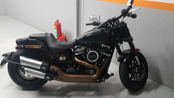 Harley-davidson Fat Bob Passo Financiamento