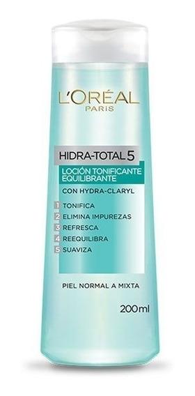 Loreal Tonico Facial Hidra Total 5. Loción Tonificante