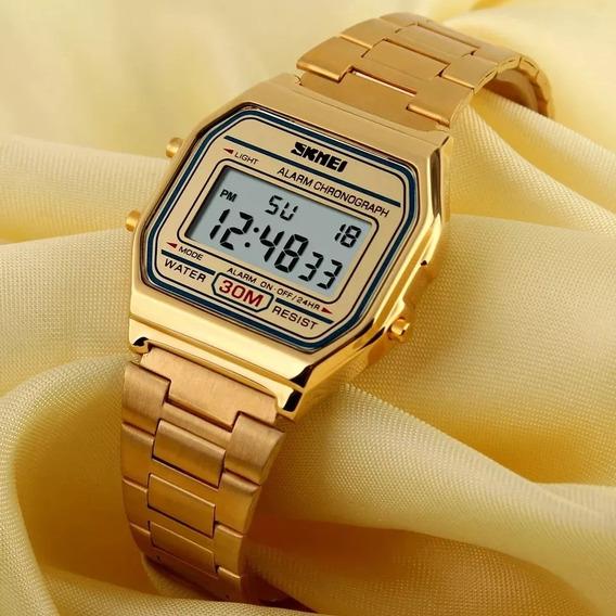 Relógio Skmei 1123 Digital Unisex Promoçao Prova D