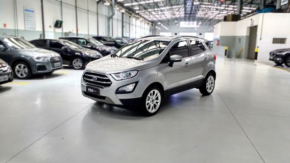 Ford Ecosport Titanium Flex 2019 - Blindado