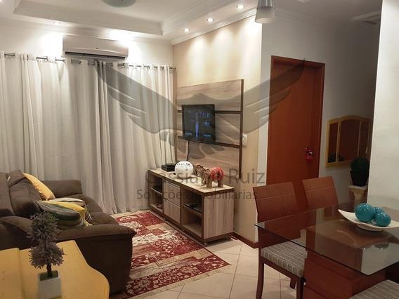 Lindo Apartamento - Jardim Europa - 02 Dormitórios / 01 Suite / Armários Planejados - Ap00187 - 33573304