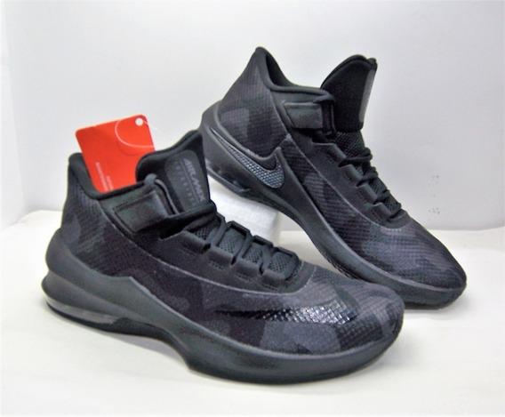 Zapatillas Botas Basquet Nike Air Max Infuriate 2 Mid