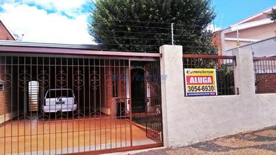 Casa Para Aluguel Em Jardim Nossa Senhora Auxiliadora - Ca268719