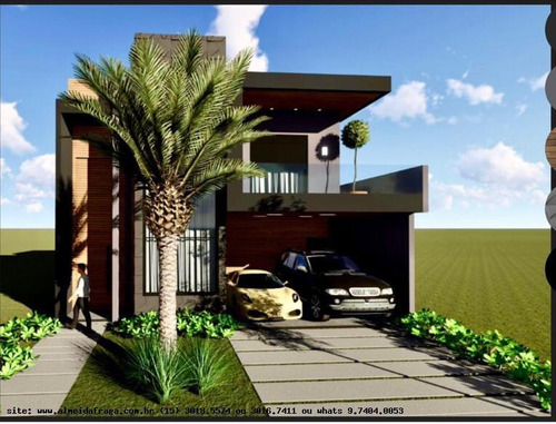 Casa Em Condomínio Para Venda Em Sorocaba, Ibiti Royal Park, 3 Dormitórios, 5 Suítes, 5 Banheiros, 4 Vagas - 1881_1-1786378