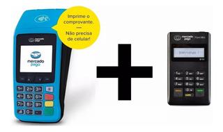 Maquina De Cartão - Point Pro + Point Mini - Promoção Hoje!