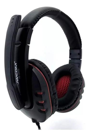 Headhone Gamer Microfone Fio Pc Notebook Ps3 Xbox 360