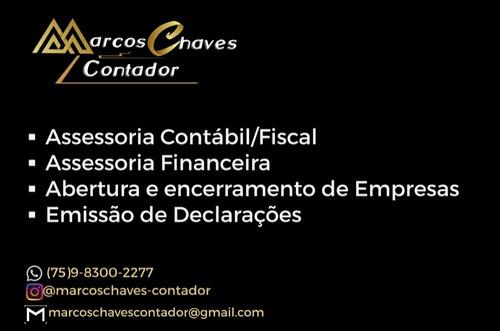 Imagem 1 de 2 de Marcos Chaves - Assessoria E Consultoria Contábil
