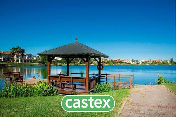 Lote Al Lago Central En Castores, Nordelta