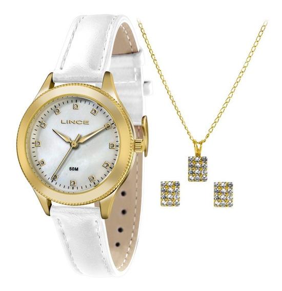 Relógio Feminino Lince Lrc4395l B1bx