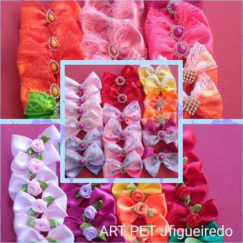 Imagem 1 de 5 de Acessórios Pet Jfigueiredo* Gravatas, Laços, Adesivos E Etc