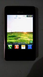 Célula Smartphone Lg T375 Funcionando
