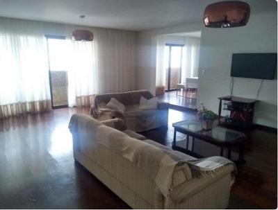 Apartamento Em Boqueirão, Santos/sp De 300m² 4 Quartos À Venda Por R$ 2.200.000,00 Ou Para Locação R$ 6.000,00/mes - Ap220923lr