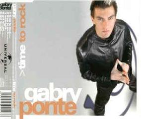 Gabry Ponte - Time To Rock ...cd Single