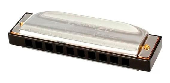 Gaita Hohner Harmônica Special 20 560/20 F (fá)