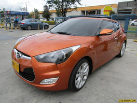 Hyundai Veloster Coupe Mt 1600cc 4p 2ab Abs Ct