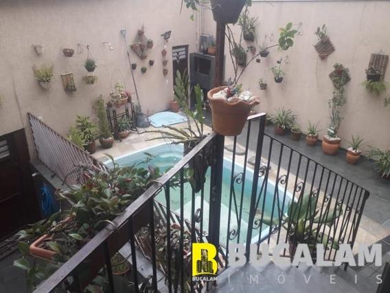 Casa Para Venda Ou Permuta No Jd Monte Alegre - 3798-p