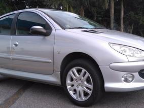Peugeot 206 1.6 16v Allure Flex Novissimo