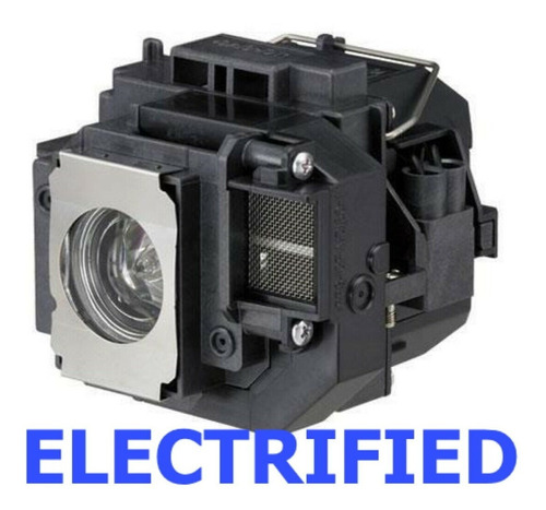 Lampara Epson Elplp54 V13h010l54 Nueva Tv Video Beam