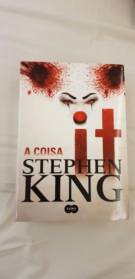 Livro - It A Coisa - Stephen King