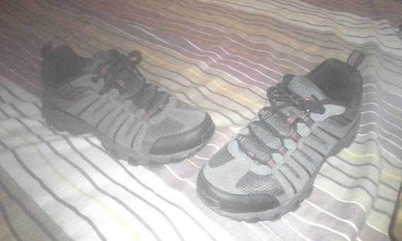 Zapatos Fila Caballeros Como Nuevo Talla 9