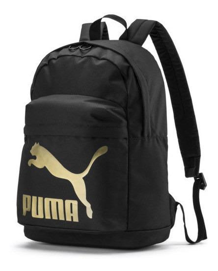 Mochila Puma Originals Black Unissex - 076643