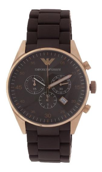 Relógio Masculino Emporio Armani Marrom Har5890z