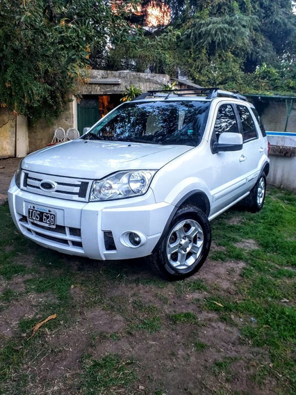 Ford Ecosport 2.0 My10 Xlt Plus 4x2 2010